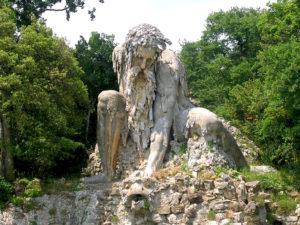 Апеннинский колосс — «живая гора»
