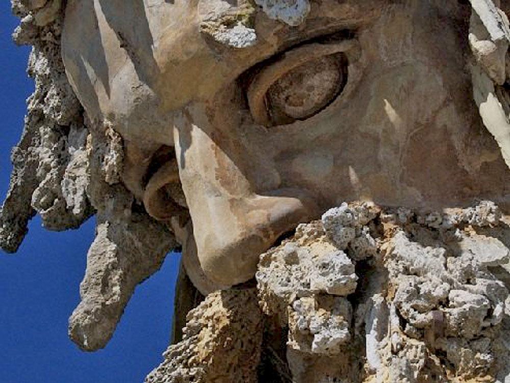 Апеннинский колосс — «живая» гора-старец