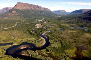 «Горы без вершин» — плато Путорана