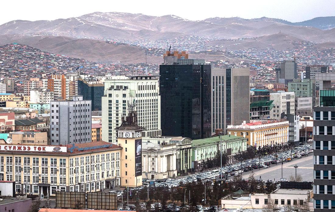 Улан-Батор — город «Тойот-Приусов» и пробок