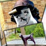 Топ-10 необычных скульптур: угадайте город
