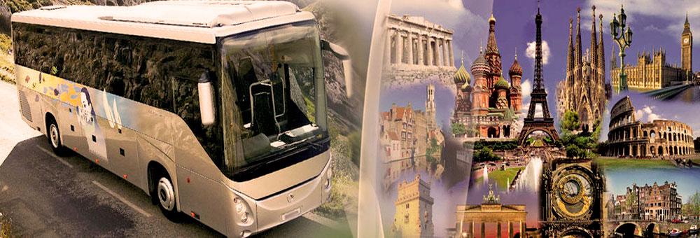 Автобусные туры по Европе: как они проходят?