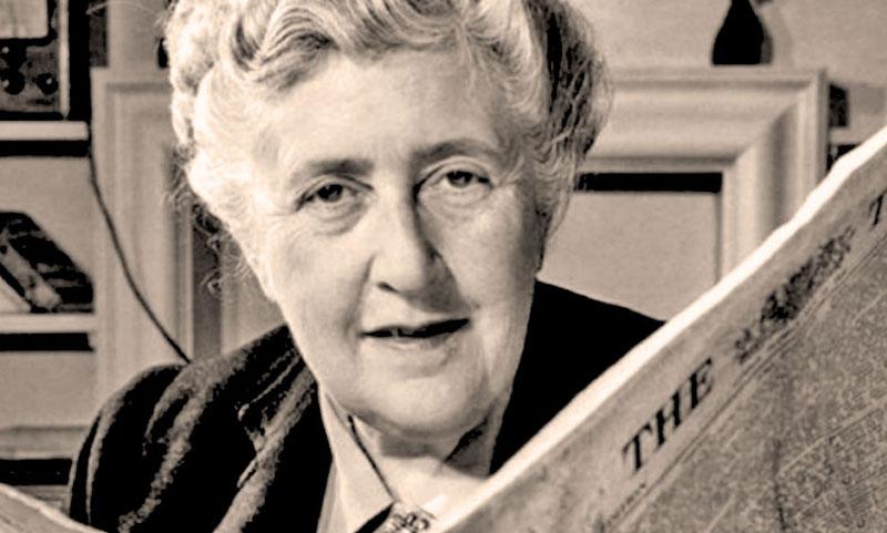 Агата Кристи (1890—1976 гг.) — английская писательница, мастер психологического детектива