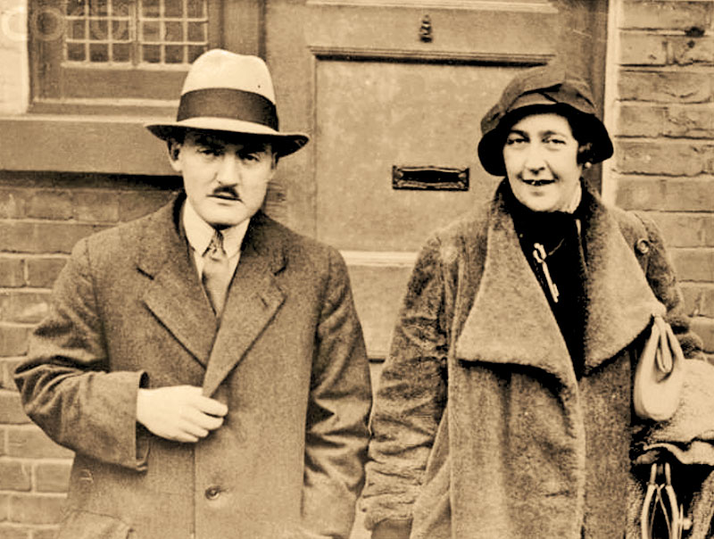 Макс Маллоуэн и Агата Кристи: археолог и королева детективов