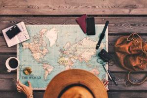 Как решиться на путешествие в одиночку