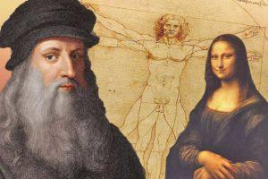 «Универсальный человек» — Леонардо да Винчи