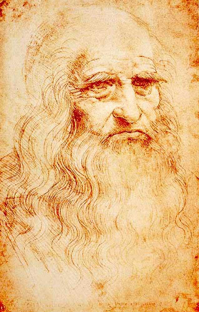 Леонардо ди сер Пьеро да Винчи (1452—1519)