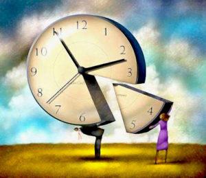 Где взять время, «которого нет»?