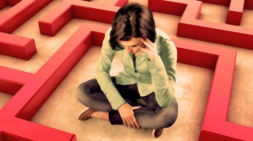 Терпеть дискомфорт — это меньший стресс, чем знание, что ситуацию можно изменить