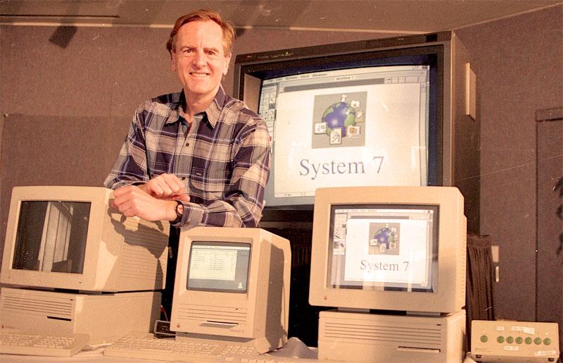 Джон Скалли вывел компанию «Эппл» в лидеры рынка персональных компьютеров