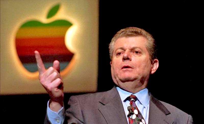 Гильберт Амелио уберёг компанию «Эппл» от продажи или слияния
