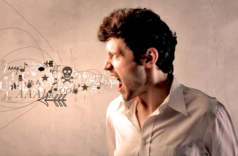 Чтобы перестать говорить вредные слова, следите за своей речью