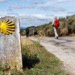 Путь в Сантьяго-де-Компостела, Испания