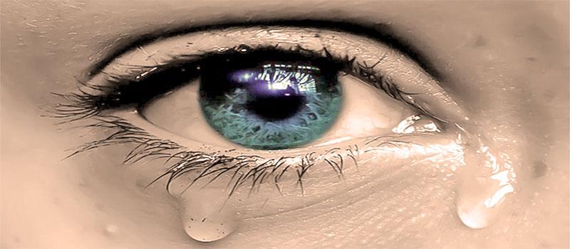 Плакать полезно, если это желание искреннее