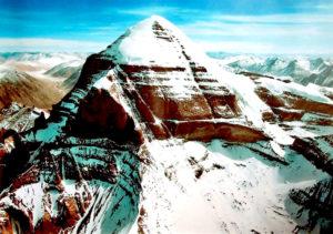 «Сердце мира» — гора Кайлас, Тибет