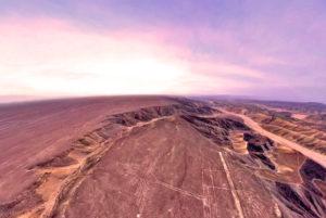 Загадочное плато Наска, Перу
