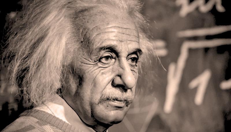 Альберт Эйнштейн: когда физика на первом месте