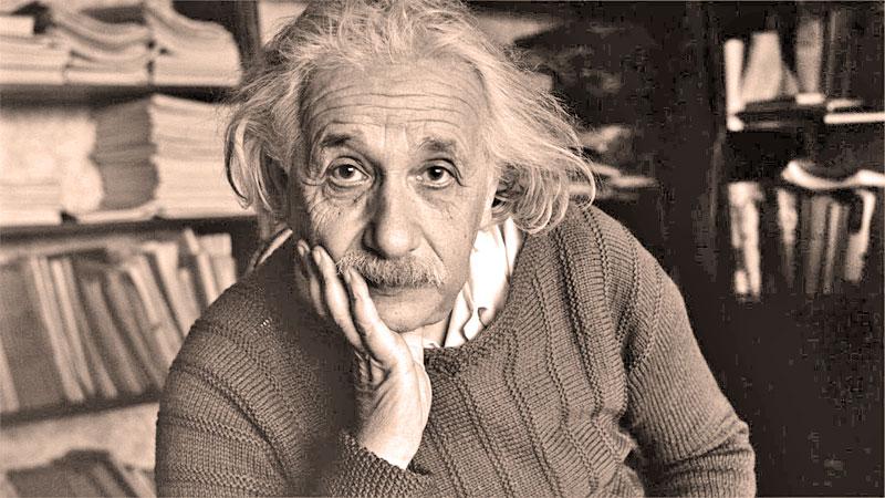 Альберт Эйнштейн: «Свою задачу на земле я выполнил»