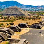 Город богов Теотиуакан, Мексика