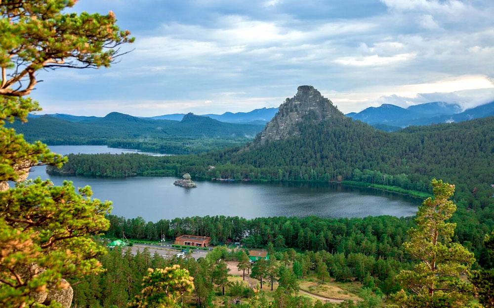 Озеро Боровое (Бурабай), Казахстан