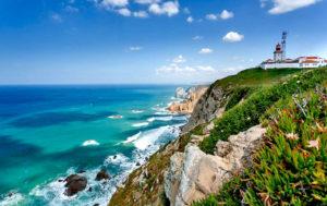 Мыс Рока, Пиренейский полуостров, Португалия